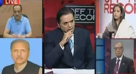 Off The Record (Karachi Mein Election & Action Sath Sath) – 2nd December 2015