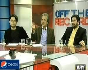 Off The Record (Kashmiri Students Killed On Celebrating Pakistan's Win) – 6th March 2014