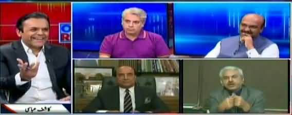Off The Record (Khawaja Asif Disqualified For Life) - 26th April 2018