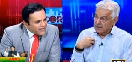 Off The Record (Khawaja Asif Exclusive Interview) - 11st September 2019