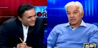 Off The Record (Khawaja Asif Exclusive Interview) - 21st November 2019