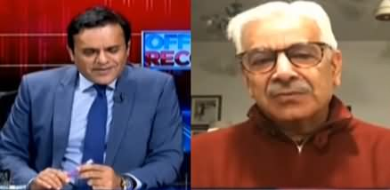 Off The Record (Khawaja Asif Exclusive Interview) - 2nd December 2020