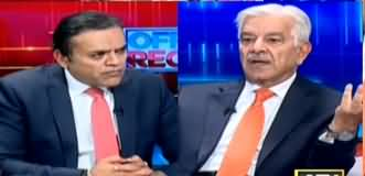 Off The Record (Khawaja Asif Exclusive Interview) - 30th January 2020