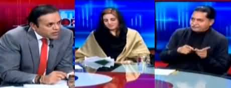 Off The Record (Kia Nawaz Sharif NRO Kar Ke Bahir Gaye) - 11th March 2020