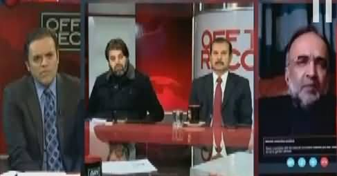 Off The Record (Kia Pakistan Mein Taqatwar Ka Ehtasab Mumkin Nahi?) – 21st December 2016