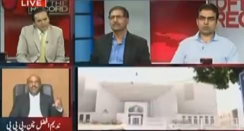 Off The Record (Kia Panama Case Hakumat Par Bhari Pare Ga) – 3rd April 2017
