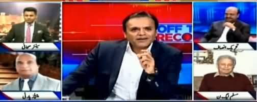 Off The Record (Kia PTI Hakumat Ko Koi Khatra Hai?) - 6th December 2018
