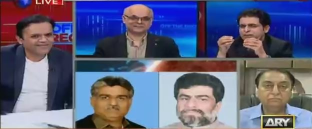 Off The Record (Kia Shahbaz Sharif Ka Elan e Baghawat Bhi Nakam Huwa) - 31st July 2018