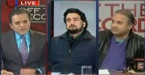 Off The Record (Kia Wazir e Azam Par Article 62,63 Lagey Ga?) – 12th January 2017