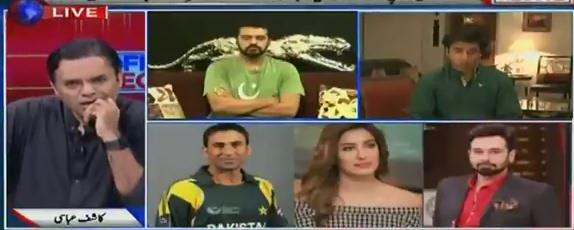 Off The Record (Kia Yehi Pakistan Hum Chahte Thay) - 14th August 2018