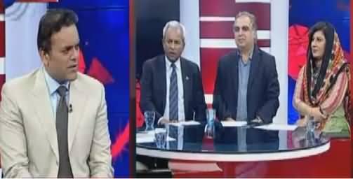 Off The Record (Musharraf Case: Kuch Toh Hai Jis Ki Parda Dari Hai) – 16th March 2016