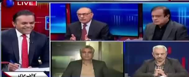 Off The Record (Nawaz Sharif Ke Paas Kaunse Raaz Hain) - 4th January 2018