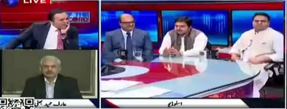 Off The Record (Nawaz Sharif's Narrative) - 21st May 2018