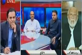 Off The Record (Nawaz Sharif Tasadam Ki Rah Per) – 3rd October 2017