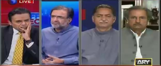 Off The Record (Opposition Alliance Against PTI Govt) - 30th July 2018