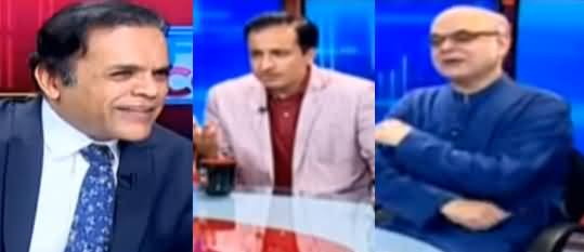 Off The Record (Opposition Ki APC Mansookh) - 29th August 2019