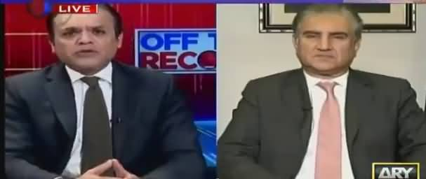 Off The Record (Pak India Tension Increased) - 27th February 2019
