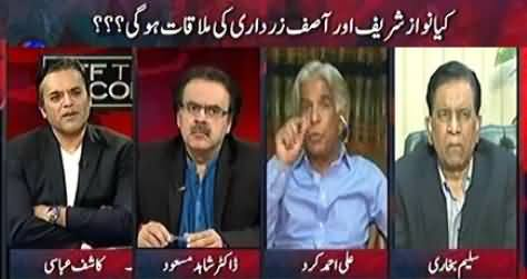 Off The Record (Pakistani Politics in London) – 14th April 2016