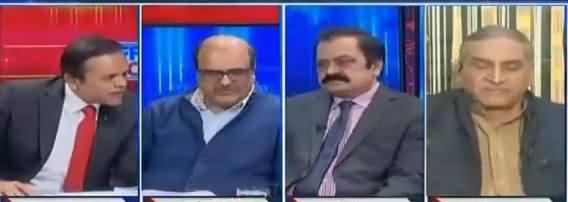 Off The Record (PMLN Ahtasab Adalat Ke Faisale Per Naraz) - 25th December 2018