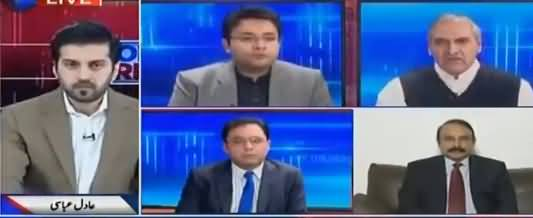 Off The Record (PMLN In Trouble) - 11th December 2018