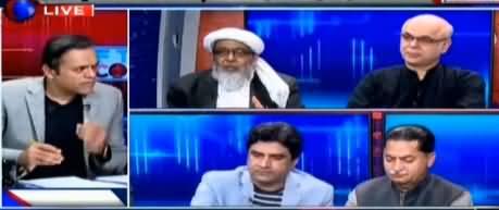 Off The Record (PMLN Ki Azadi March Se Doori) - 31st October 2019