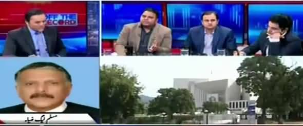 Off The Record (PMLN Targeting Judiciary) - 7th March 2018