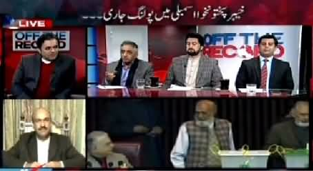 Off The Record (Polling Still Continue in KPK Assembly) – 5th March 2015