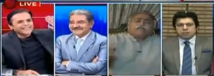 Off The Record (PPP Ehtasab Vs Sharif Family Ehtasab) - 23rd October 2017