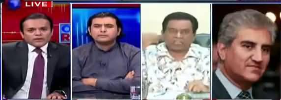 Off The Record (PTI Aur Jamat e Islami Ke Raaste Juda?) - 23rd April 2018