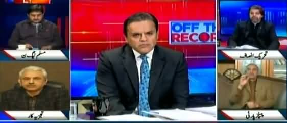 Off The Record (PTI Ka ECL Se Naam Nikalne Se Inkar) - 10th January 2019