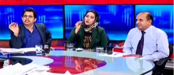 Off The Record (Reality of Pakistan's Politics) - 8th April 2021