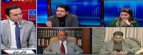 Off The Record (Sharif Family Vs Judiciary) - 19th February 2018