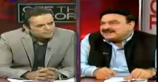 Off The Record (Sheikh Rasheed Ahmad Exclusive Interview) – 27th October 2016