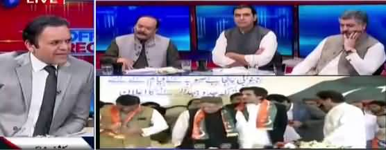 Off The Record (South Punjab Group Joined PTI) - 9th May 2018