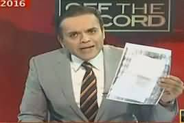 Off The Record (Special Show) – 6th January 2017