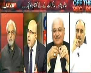 Off The Record (Taliban Refused To Accept The Resposibility Of Church Attack) – 23th September 2013