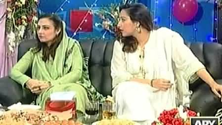 Off The Record (Third Day Eid Special with Famous Anchors) – 8th October 2014