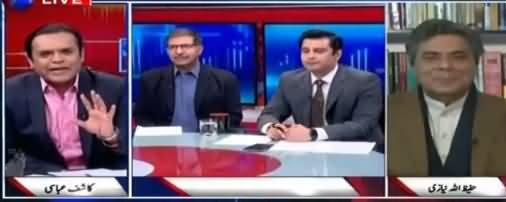 Off The Record (What Nawaz Sharif Want To Do) - 20th February 2018