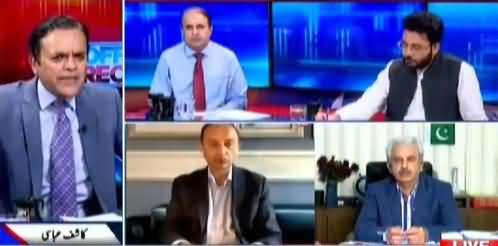 Off The Record (Who Is Responsible For Load Shedding) - 9th June 2021