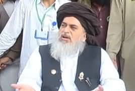 ON RECORD with Muhammad Afzal Rao (Khadim Rizvi Exclusive Interview) – 9th April 2018