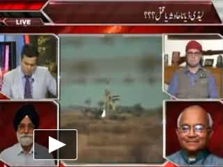 On The Front - 18th August 2013 (Pak India Relations, Zaid Hamid and Indian Journalists)