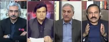 On The Front (Ahtasab Ya Deal? Nawaz Sharif May Go Abroad?) - 7th November 2019
