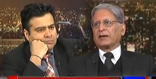 On The Front (Aitzaz Ahsan Exclusive Interview) - 6th February 2017