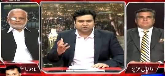 On The Front (Altaf Hussain Ko Phir Zamanat Mil Gai) – 14th April 2015