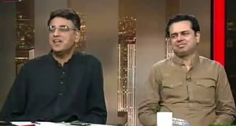 On The Front (Asad Umar Vs Talal Chaudhry) – 5th August 2015
