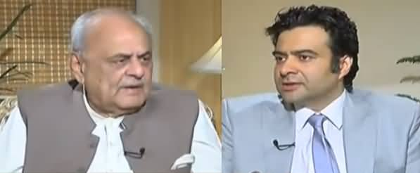 On The Front (Brig (R) Ijaz Ahmed Shah Exclusive Interview) - 1st July 2019