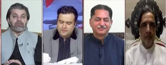 On The Front (Chairman NAB's Extension Issue) - 5th October 2021