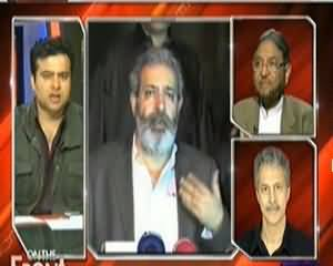 On The Front (Chaudhry Aslam Shaheed, TTP Ne Zimmedari Qabool Kar Li) - 9th January 2014