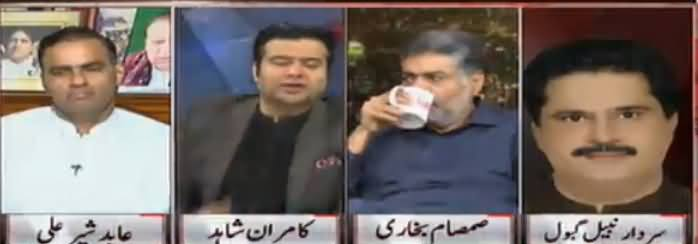 On The Front (Cricket Aur Siasat Ke Relu Katte) - 8th March 2017