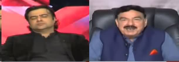 On The Front Eid Special (Sheikh Rasheed Exclusive Interview) - 13th May 2021
